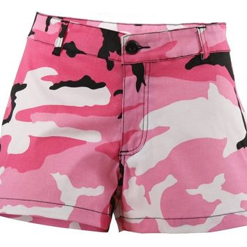 Rothco Women's Pink Shorts