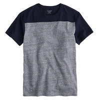 J.Crew Mens Slim Flagstone Football Tee