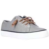Sperry Top-Sider Seacoast Fashion Sneakers, Charcoal, 11 US / 42.5 EU