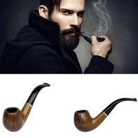 Wooden Cigar Pipe