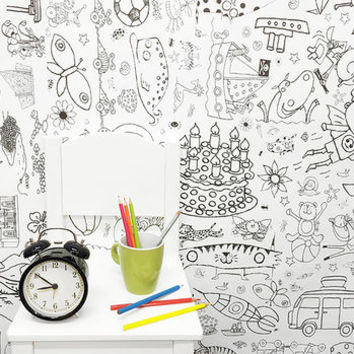 Colour In Wallpaper Teatime