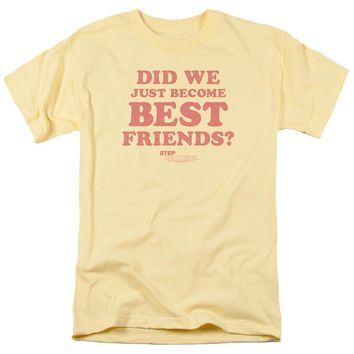 Step Brothers T-Shirt Best Friends Banana Tee