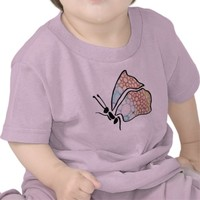 The Butterfly Collection - Double Winged Pink