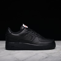 auguau AIR FORCE 1 `07 QS  SWOOSH PACK  - BLACK