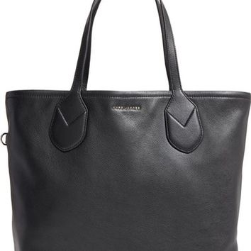 MARC JACOBS The Dual Leather Shopping Tote | Nordstrom