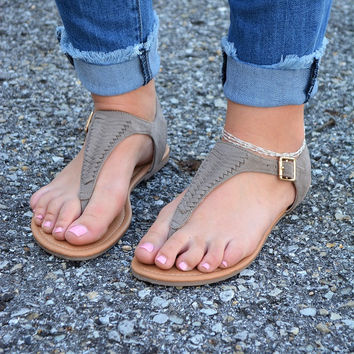 The Archer Sandal