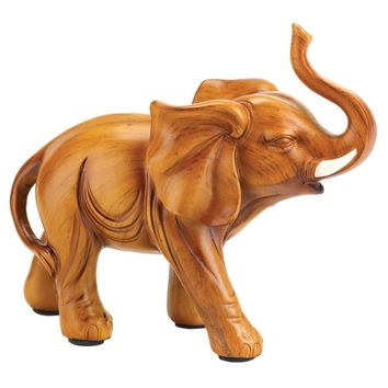 Lucky Elephant Figurine 10013046