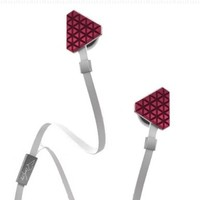 Lady Gaga Heartbeats In-Ear Headphones-Rose Red(Original Edition) (Discontinued by Manufacturer)