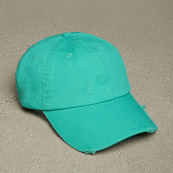 Men Distressed Baseball Cap