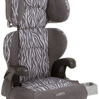 Cosco Pronto Belt-Positioning Booster Car Seat Ziva (Zebra) BC033DAK