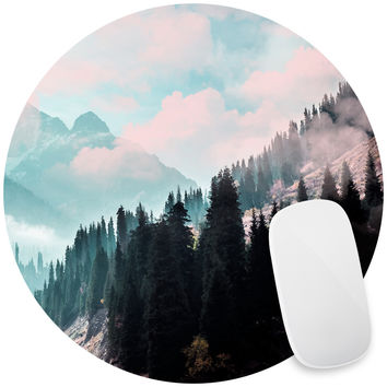 Juxtapose Mouse Pad Decal