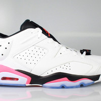 Air Jordan 6 VI Low Men's Retro Infrared 23