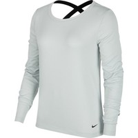 Nike Women's Dry Long Sleeve Training Top | Academy