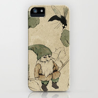 Fable #1 iPhone & iPod Case by Oscar Lind Modin