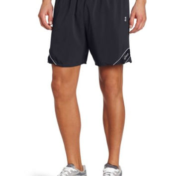ASICS Men's Peak Running Shorts - True Navy/Silver, XX_Large