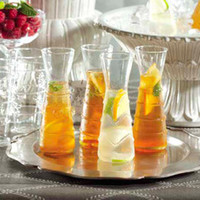 Zodax Individual Carafes - Set of 6