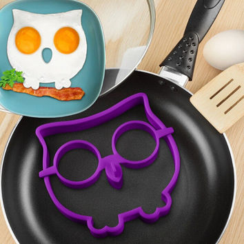 Creative Trendy New Arrival Hot Sale Functional Great Deal Silicone Owl Kitchen Skull Kitchenware [11508475727]