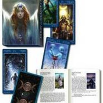 Book of Shadows tarot (2 decks) by Barbara Moore