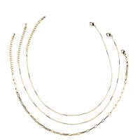 Choker Set in Gold