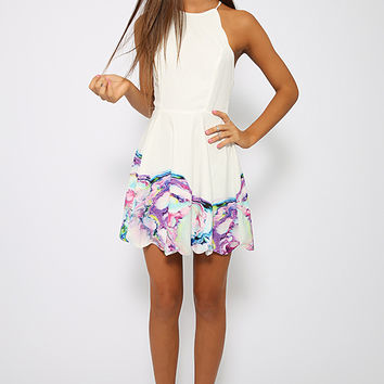 Valley Girl Dress - Print