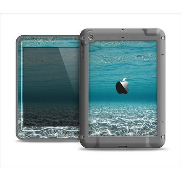The Under The Sea V3 Scenery Apple iPad Air LifeProof Nuud Case Skin Set