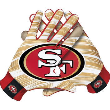 San Francisco 49ers Nike Stadium Fan Gloves