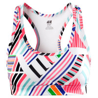 Ladies | Sportswear | Sports bras | H&M US