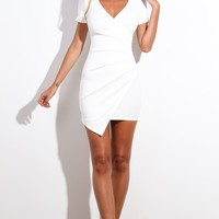 Senorita Dress White