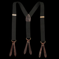 UNIONMADE - Levi's Vintage Clothing - Suspenders in Black