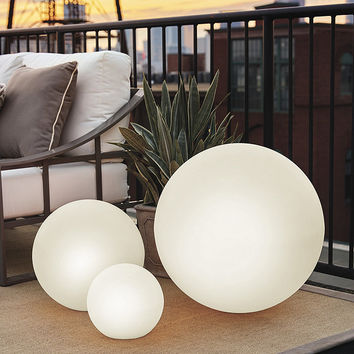 LED Outdoor Illuminated Sphere | Ballard Designs