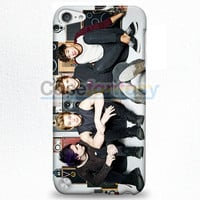 5 Second Of Summer Don'T Stop iPod Touch 5 Case | casefantasy