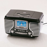 Crosley Corsair Bluetooth Radio And CD Player | Urban Outfitters