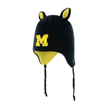 Michigan Wolverines Toddler Little Monster Knit Hat