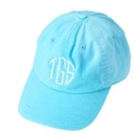 Monogram Baseball Hat | Personalized Baseball Hats