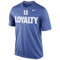 Duke Blue Devils Nike Loyalty Dri-FIT T-Shirt – Duke Blue