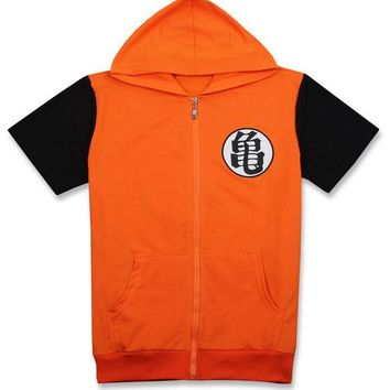 Dragon Ball Z Hoodie Cosplay Clothes Sweater