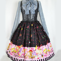 2013.08.08 NEW!CL/Magical Painting Medium Skirt - 2013.08.08 NEW!CL/Magical Painting Medium Skirt - metamorphose temps de fille