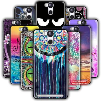 """KONJACAK Case For Ulefone Power 5.5 """" Case Silicon Soft TPU Printed Pattern Case Cover For Ulefone Power For Mobile Phone Shell"""