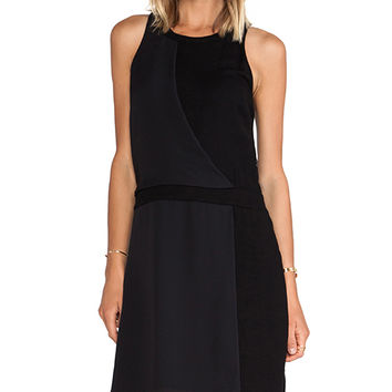 A.L.C. Evans Dress in Black