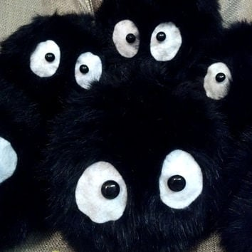 Medium Soot Sprite plush