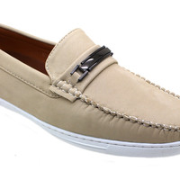 Men's casual shoes Loafers moccasin comfort - Dots