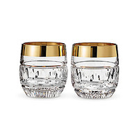 Waterford Crystal Mixology Mad Men Collection, Olson Double Old Fashio