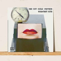 Red Hot Chili Peppers - Greatest Hits 2XLP
