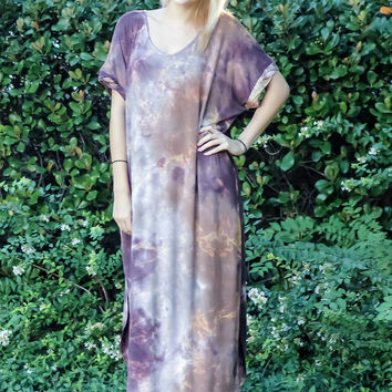 Adventures in Tie Dye Maxi Dress
