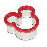 Disney Parks Exclusive Mickey Mouse Icon Sandwich Cookie Cutter