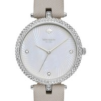 kate spade new york | Women's Eldridge Crystal Analog Quartz Watch | Nordstrom Rack