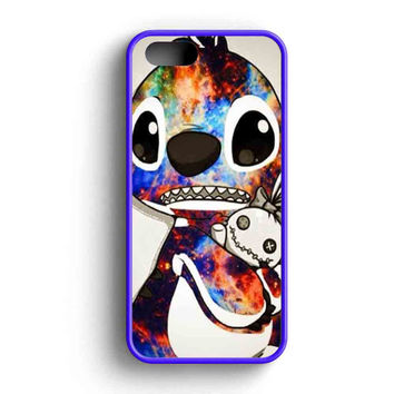 Stitch Disney Galaxy iPhone 5 Case iPhone 5s Case iPhone 5c Case