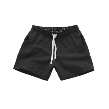 Bermuda Trunks - Men's Swimming Shorts