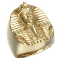 Tut Gold Ring