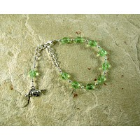 Frey Prayer Bead Bracelet: Norse God of Fertility, Passion, Abundance, Prosperity